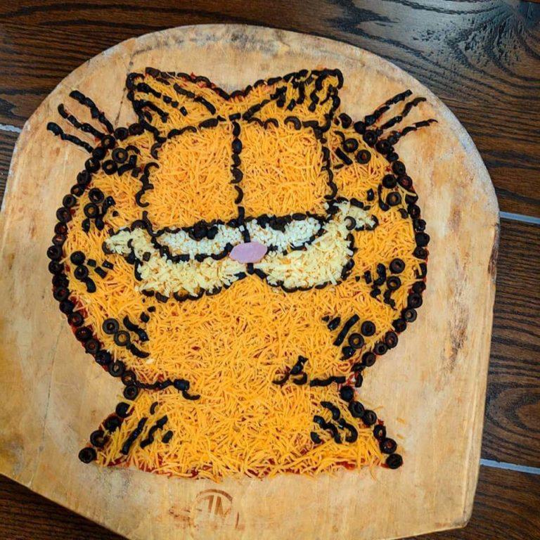 pizza art 1