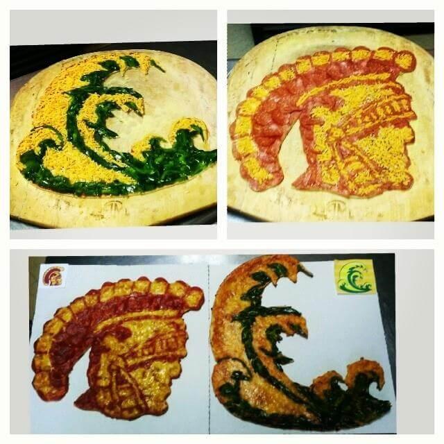 pizza art 4