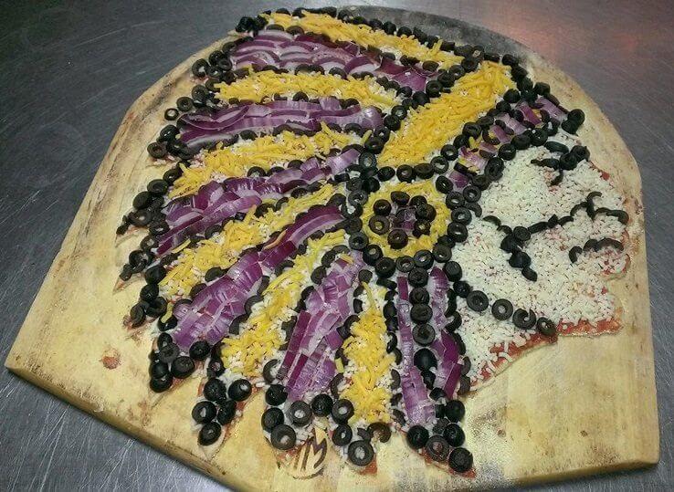 pizza art 5