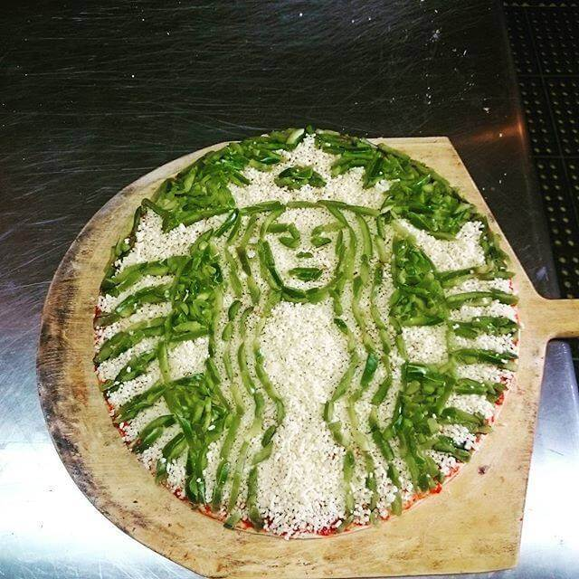 pizza art 21